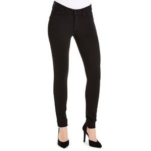 Jessica Simpson Kiss Me Black Jeggings Stretch